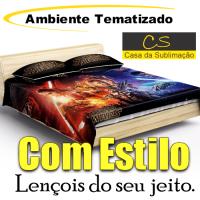 Edinardo - Lençol Personalizado 200x200