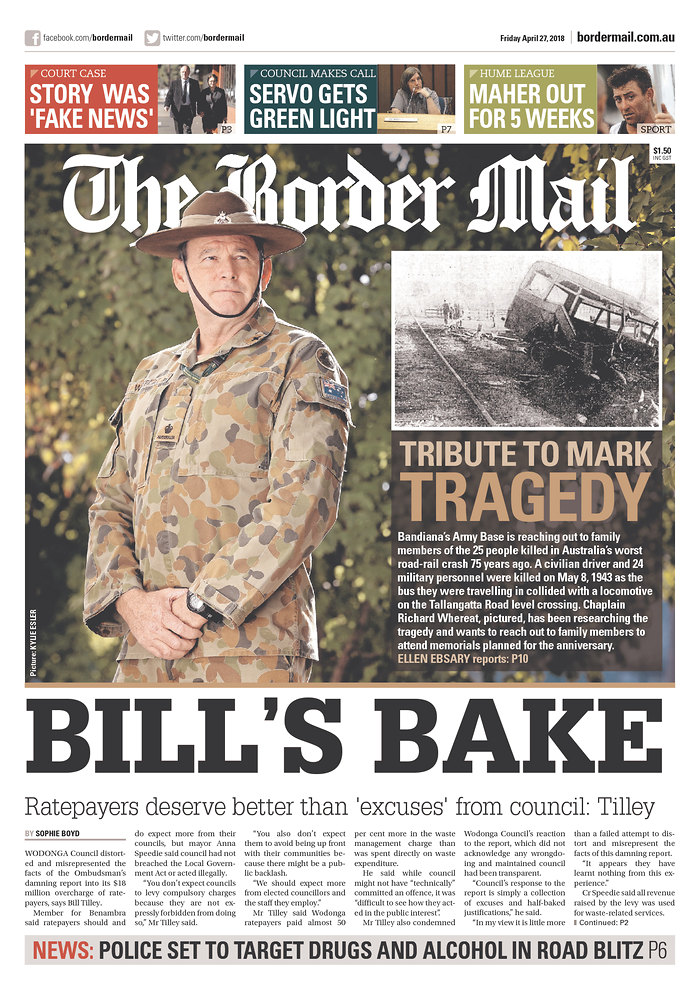 The Border Mail - Austrália