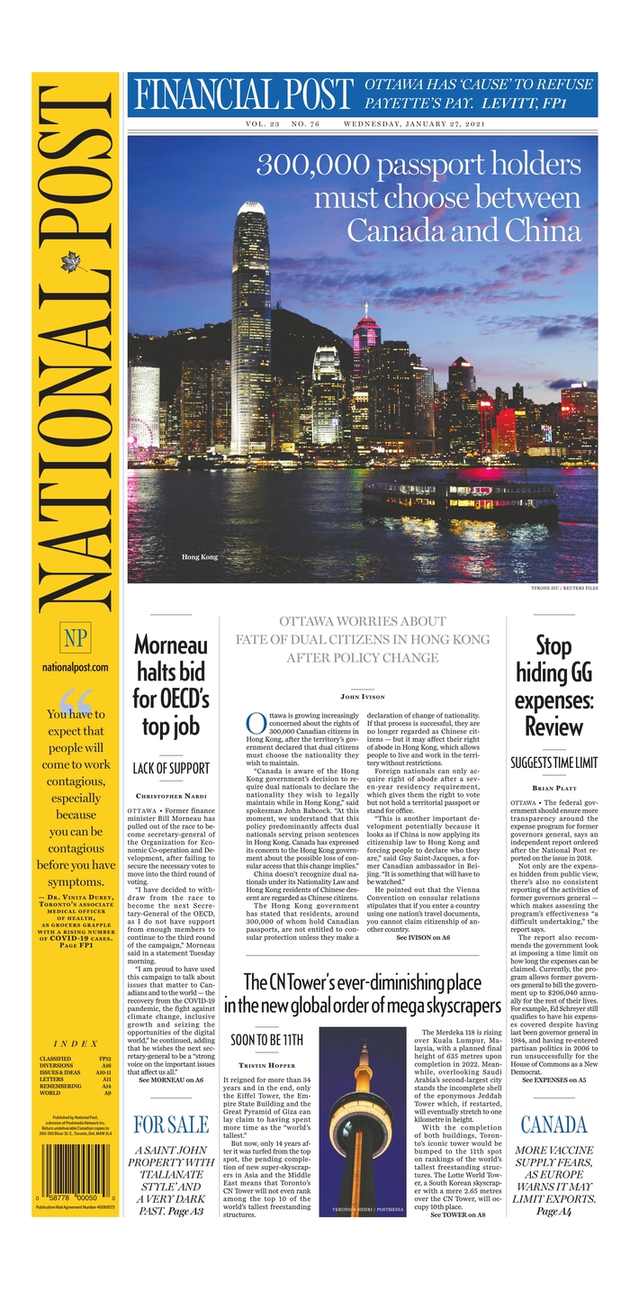 National Post - Canadá